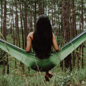 Terapia lub leczenie lasem to autorskie warsztaty z przewodnikiem w lesie
